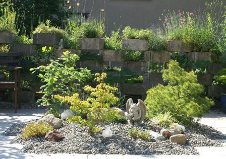 Schutzgeist für Garten oder Balkon