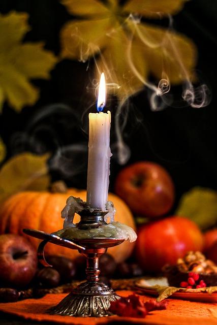 Samhain Seminar des Jahreskreises